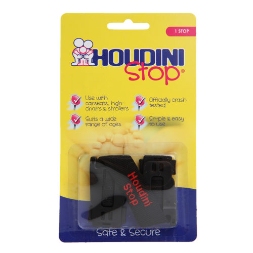 Houdini Stop car seat and pram accessory