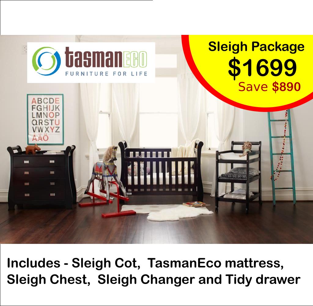 Tasman Eco Sleigh Package