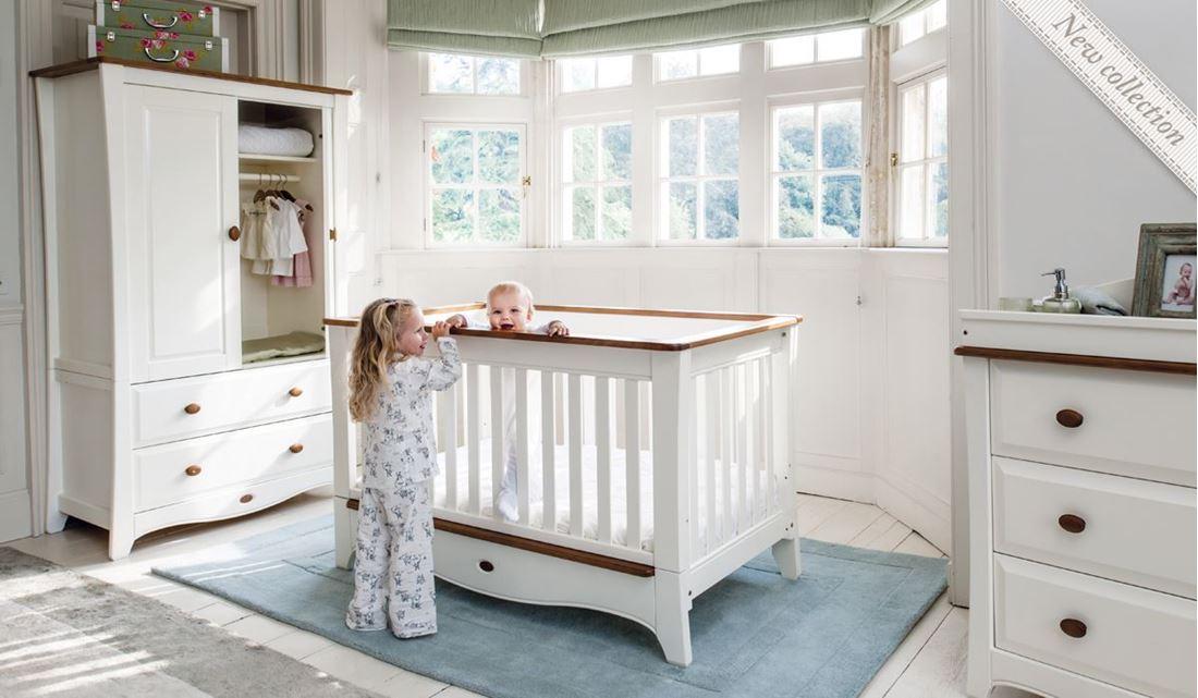 Boori Provence Cot Luv Baby Warehouse