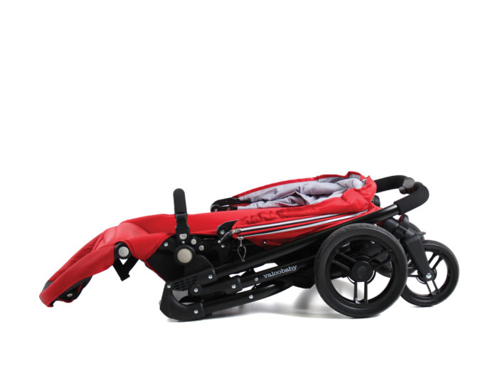 Valco Snap Ultra Folded with seat