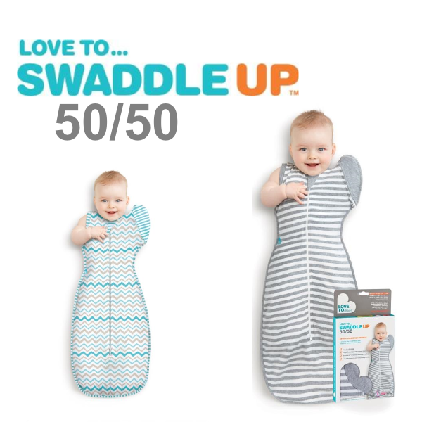 Love to Swaddle Up – 50/50