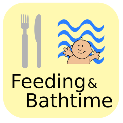 Feeding & Bathtime