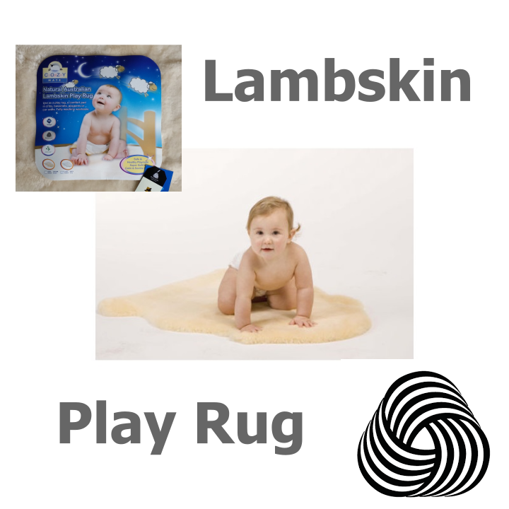 Lambskin Play Rug
