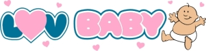 Luv Baby Warehouse Logo