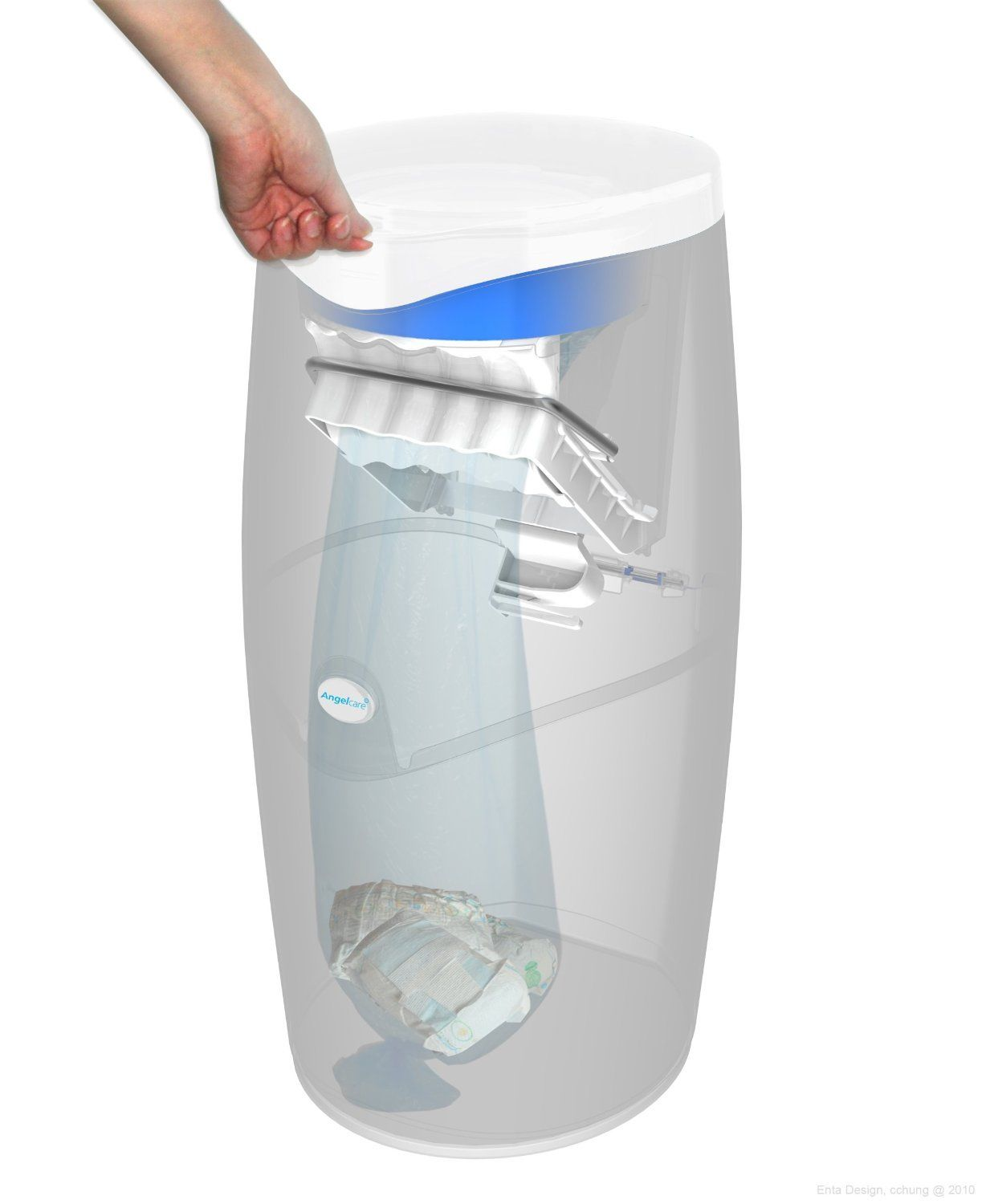 Angelcare Nappy Disposal System Luv Baby Warehouse