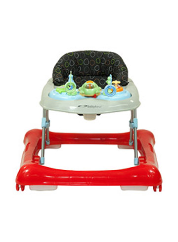 Jazz baby walker Red
